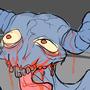 Blue Demon wreaks havoc by tomek