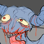 Blue Demon wreaks havoc
