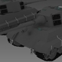 Panzer VI (B) King Tiger by zrgyu
