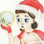 Snowglobe Wonder by PrettyGeek