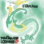 serperior fan art by wartortle300loquendo