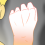 Jordan Burning Hand Technique by TyScope3