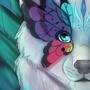 wolf-fairy by Littlepinkmonkey