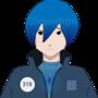 Blue Prisoner by GSquadron