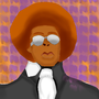 Don Cornelius from Soul Train by Mark-Lamot