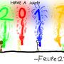 Happy New Year 2017!!! by Felipe23