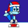 Hyper and Casper Christmas by Makatoons