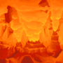 Hell Tower background by Xesenix