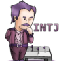 INTJ Personality Type by GoldenYakStudio