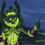 Pugna Dota 2 by GrilledCheese042