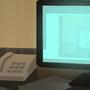 Desktop In An Orange Day by Stopsignal