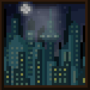 Night City [Painting] by HypSandar