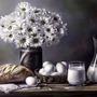 """""""White Serenity"""" - Still life Study No.2"""