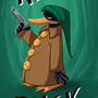 Killer Duck by jollytoons