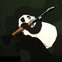 Panda Has Bazooka by misterIG