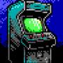Arcade BBS Screen by enzob7