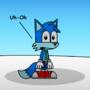 Felix Fox Comic - Snowfall by Makatoons