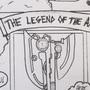 The Legend's Axe COTM Jan17 by Blobazard
