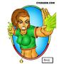 EXTREME POWER GIRL by CYARIZOR