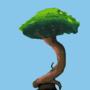 Tree Pixel Art by GSquadron