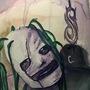 Corey Taylor mask (slipknot) by Toothytoozu