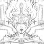 Cthulhu Queen by dapao13