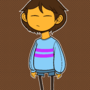 Frisk by TheAngriestGio