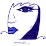 Her Face by 3v01v3
