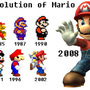 mario evolition by eddgar