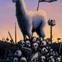 Llama of DOOM by Mufanza