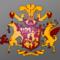 Edible Castle Coat of Arms