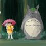 Ghibli totoro_Painting Study