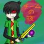 Tarriochu (background version) by tachu94