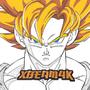 SSJ Goku by xbeam4k