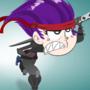 Ninja Run Cycle by UltimateB