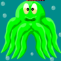Mild green furry lipped squid by OgreofWart