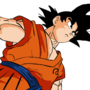 Goku I drew a long time ago for animation stuff by JasonKyo12