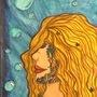 The Mermaid by Lizzychu