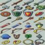 Weaponry Icon Set by BizmasterStudios