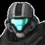 Commission - Spartan AURA115 by Halochief89