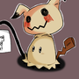 mimikyu is ready by gamebrojimmy