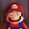 Mario collab painting