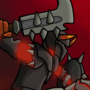 The Chaos Knight by GrilledCheese042