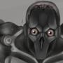 robot ninja by mike13erg
