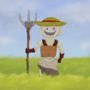 farmer jonhy by ponderous-plants