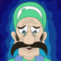 Luigi Never gets Invited... :( by Oditharge