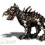 Hound Alien from Shock Invasion by BlackArro3