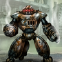 Sentry Bot Fallout Fan Art by BlackArro3