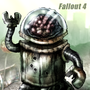 Brain Bot Fallout Fan Art by BlackArro3