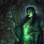 Swamp Witch by emmanueljulian